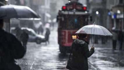 İstanbul Valiliği'nden hava durumu uyarısı! Saat verildi