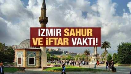 İzmir İmsakiye 2021: Diyanet İzmir sahur saatleri ve iftar vakti
