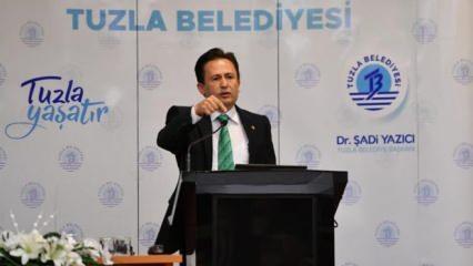 Tuzla Belediye Başkanı Yazıcı'dan İmamoğlu'na: Nerede bu deniz otobüsleri?