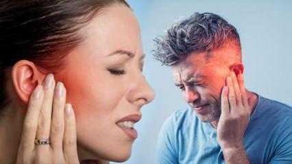 Kulak tıkanıklığı nasıl geçer? Kulak tıkanıklığına ne iyi gelir?