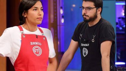 MasterChef Türkiye 1.sinden tepki toplayan hareket! Kullanıcılardan anında kötü yorumlar geldi