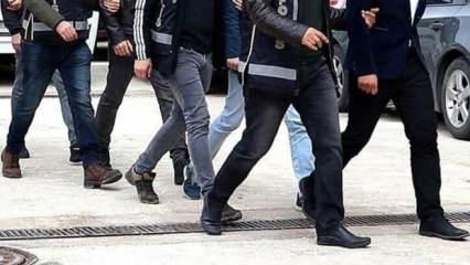 Mersin'de silahlı suç örgütüne operasyon: 15 şüpheliden 6'sı tutuklandı