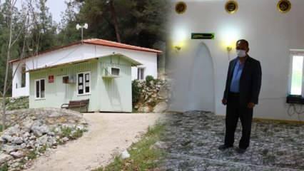Muğla'da bir köy 36 yıl sonra ezan sesine kavuştu!