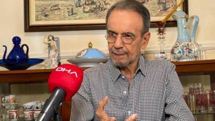 Prof. Dr. Ceyhan'dan aşı karşıtlarına tepki: Cehalet ve kötü niyet