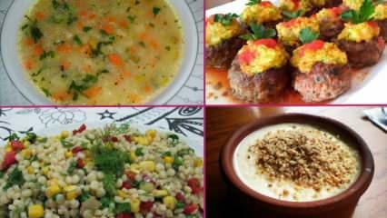 Ramazana yakışan en kolay iftar menüsü nasıl hazırlanır? 16. gün iftar menüsü