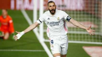 Real Madrid, Barcelona'yı devirip liderliğe yükseldi!
