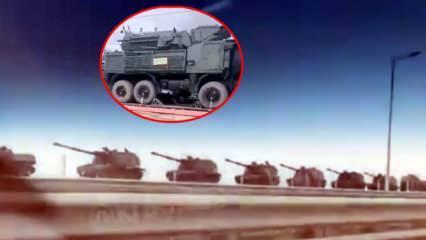 Rusya savaşa hazırlanıyor! Ukrayna sınırına görülmemiş askeri yığınak