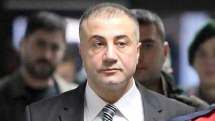 Sabah operasyon başlamıştı! Sedat Peker'in yakalanması için İnterpol devrede