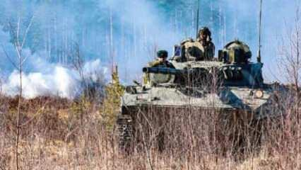 Savaş çanları çalıyor! 200 bin asker sıcak hatta yerleşti