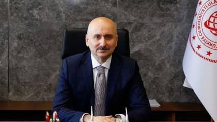Son dakika haberi: Bakan Karaismailoğlu'ndan Kanal İstanbul açıklaması