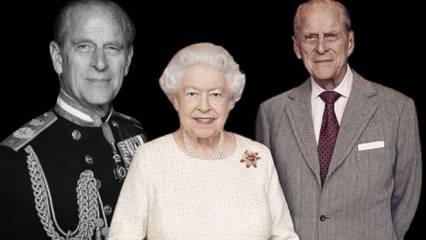 Prens Philip hayatını kaybetti!