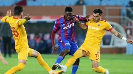 Trabzonspor direkleri ve kaleciyi geçemedi!