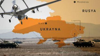 Ukrayna: TB2 SİHA'lar, Donbass'ta düşman Pantsir-S1'leri tespit etti