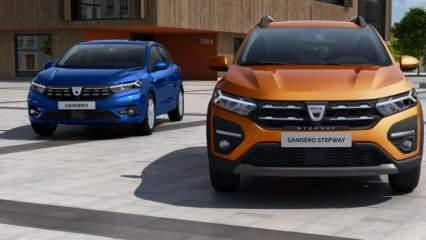 Dacia'dan mayıs ayına özel kampanyası