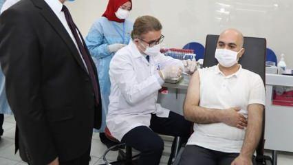 Yerli koronavirüs aşısında Faz-3 çalışmaları nisan ayı sonunda başlıyor