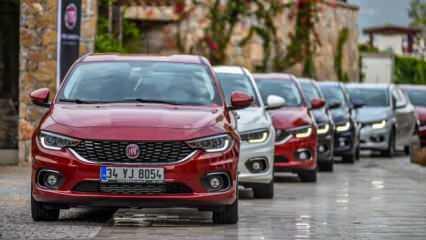 2021 Fiat Egea'nın mayıs fiyat listesi açıklandı