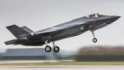 F-35'lerin combat testi Eylül 2022'ye ertelendi