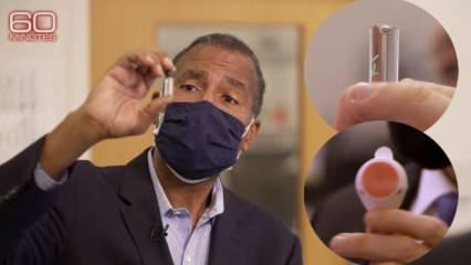 ABD Ordusu, koronavirüs vücuda girdiği an uyarı veren çip yaptı