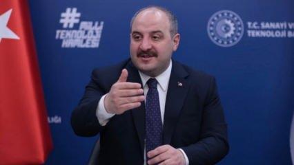 Türkiye'de tek! Bakan Varank yerli aşı için gönüllü oluyor