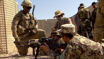 Pentagon'dan Afganistan açıklaması: Henüz plan tamam değil