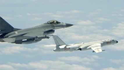 ABD'nin açıklamasına jet cevap! 25 savaş uçağı peş peşe havalandı