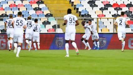 Adana Demirspor'dan kritik galibiyet!