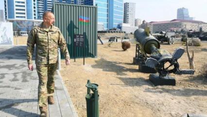 Aliyev dediğini yaptı! İskender füzesi detayı
