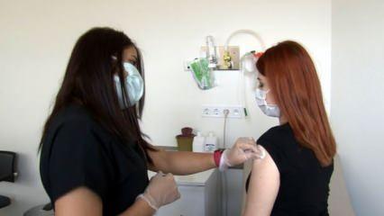 Başhekim yardımcısı açıkladı: Biontech aşısı yüzde 97 antikor oluşturuyor