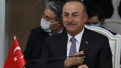 Çavuşoğlu: Milli davamızı yeni bir vizyonla birlikte savunmak için KKTC'deyiz
