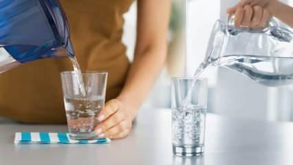 Diyetisyenden ramazanda su tüketimi uyarısı! Yarım saatte bir...