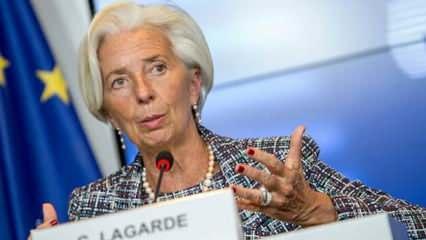 ECB Başkanı Lagarde'dan 'parasal genişlemeye devam' mesajı