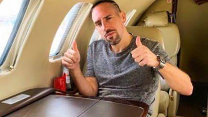 Süper Lig ekibinden Frank Ribery bombası!