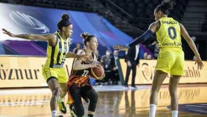 Fenerbahçe son nefeste kaybetti!