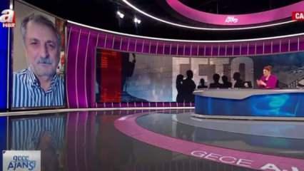 FETÖ'de çöküş başladı! Teröristbaşı öldüğünde yerine kim geçecek canlı yayında açıkladı!