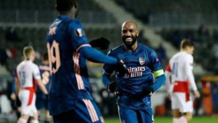 Arsenal gol şovla yarı finale çıktı!