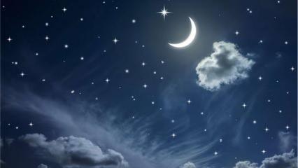 Gece ibadetinin faziletleri ve okunacak dualar! Gece yapılacak zikirler neler? Gece namazı..