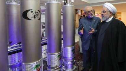 İran nükleer enerjide kritik eşiği aştığını açıkladı
