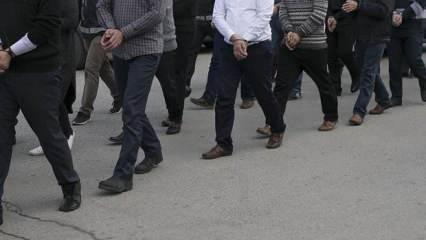 İzmir'in 3 ilçesinde zehir tacirlerine baskın: 18 gözaltı