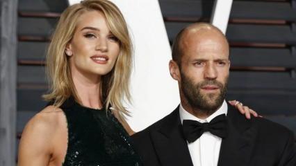 Jason Statham'ın eşinden övgüler: Türkiye'ye aşık olduk