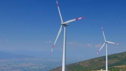 Kaçak rüzgar türbinleri mühürlendi