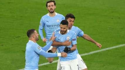 Manchester City sürprize izin vermedi!
