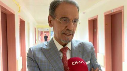 Mehmet Ceyhan açıkladı! Sinovac ve Sputnik V aşıları EMA'dan neden onay almadı?