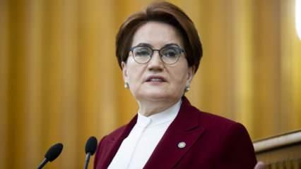 Meral Akşener'den Kılıçdaroğlu'nun Cumhurbaşkanlığı adaylığına yorum