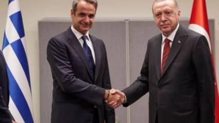 Miçotakis ile Erdoğan arasında görüşme gerçekleşecek