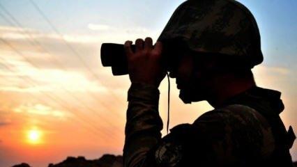MSB duyurdu:  Yunanistan'a geçmeye çalışan PKK'lı yakalandı