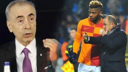 Mustafa Cengiz'den Fatih Terim ve Donk'a olay sözler