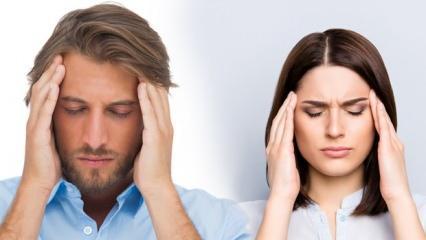 Pandemide artan baş ağrılarına dikkat! İhmal edilirse...