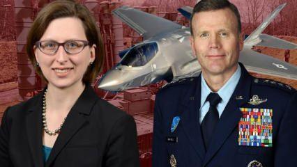 Pentagon'dan S-400 ve F-35 açıklaması! 'Türkiye'yi uyarıyoruz ama...'