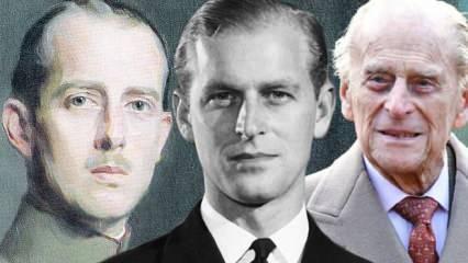 Prens Philip'in Kraliyet'e girme serüveni: Babası Sakarya'da bozguna uğrayınca...
