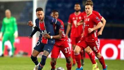 Bayern Münih kazandı, PSG tur atladı